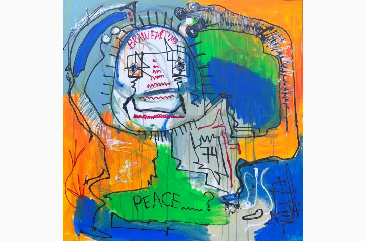 Brain Farting Peace